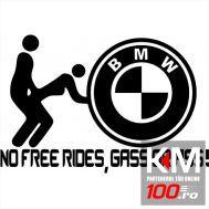 Sticker NFR BMW