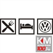 Eat Sleep VW