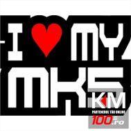 I Love My Mk5 Cu Inima