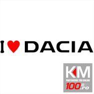I Love Dacia Nou
