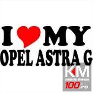 I Love My Opel Astra G