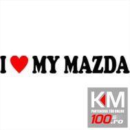 I Love My Mazda