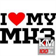 I Love My Mk3 A2