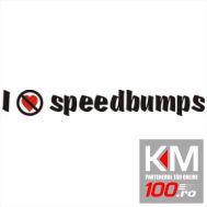I Dont Like Speedbumds