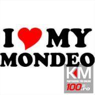 I Love My Mondeo