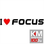 I Love Focus