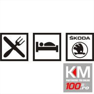 Eat Sleep Skoda