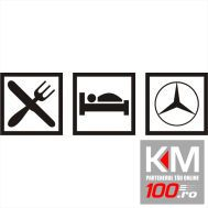 Eat Sleep Mercedes