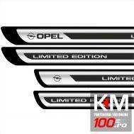 Set protectii praguri CROM - Opel (V2)