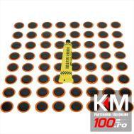 Petice vulcanizare (64 buc. - 25 mm)