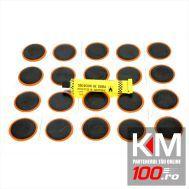 Petice vulcanizare (20 buc. - 40 mm)