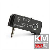 Modulator FM cu CarKit pentru iPhone si alte telefoane (V1)
