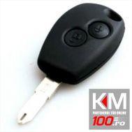 Carcasa cheie Dacia Logan, 2 butoane