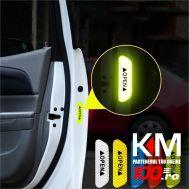 Sticker reflectorizant usa Open V2