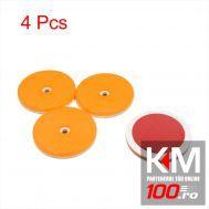 Set reflector rotund portocaliu COD: 9032