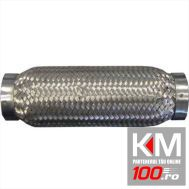 Racord toba flexibil (51 x 165 mm)