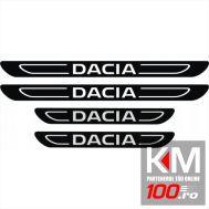 Set protectie praguri Dacia (v3)