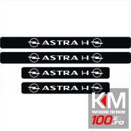 Set protectie praguri Opel Astra H