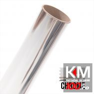 Folie colantare auto Metal Chrome Professional (1m x 1,52m)