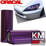 Folie protectie faruri / stopuri ORACAL (50 x 50 cm) - violet