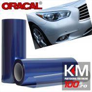 Folie protectie faruri / stopuri ORACAL (50 x 50 cm) - albastru