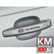Sticker manere usa - KIA (set 4 buc.)