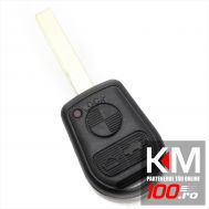 BMW - Carcasa cheie 3 butoane cu lama 2 piste (stil nou)
