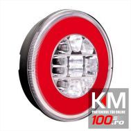 Lampa stop camion TRS008 LED SMD 12-24V