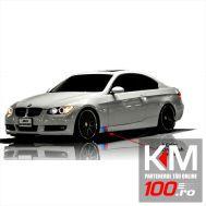 Sticker ornament auto model BMW ///M Power (20cm x 18cm)