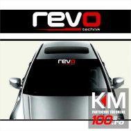 Sticker parasolar auto REVO (126 x 16cm)